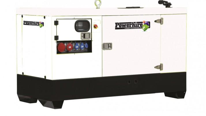 40kVA Generator Hire – Pramac