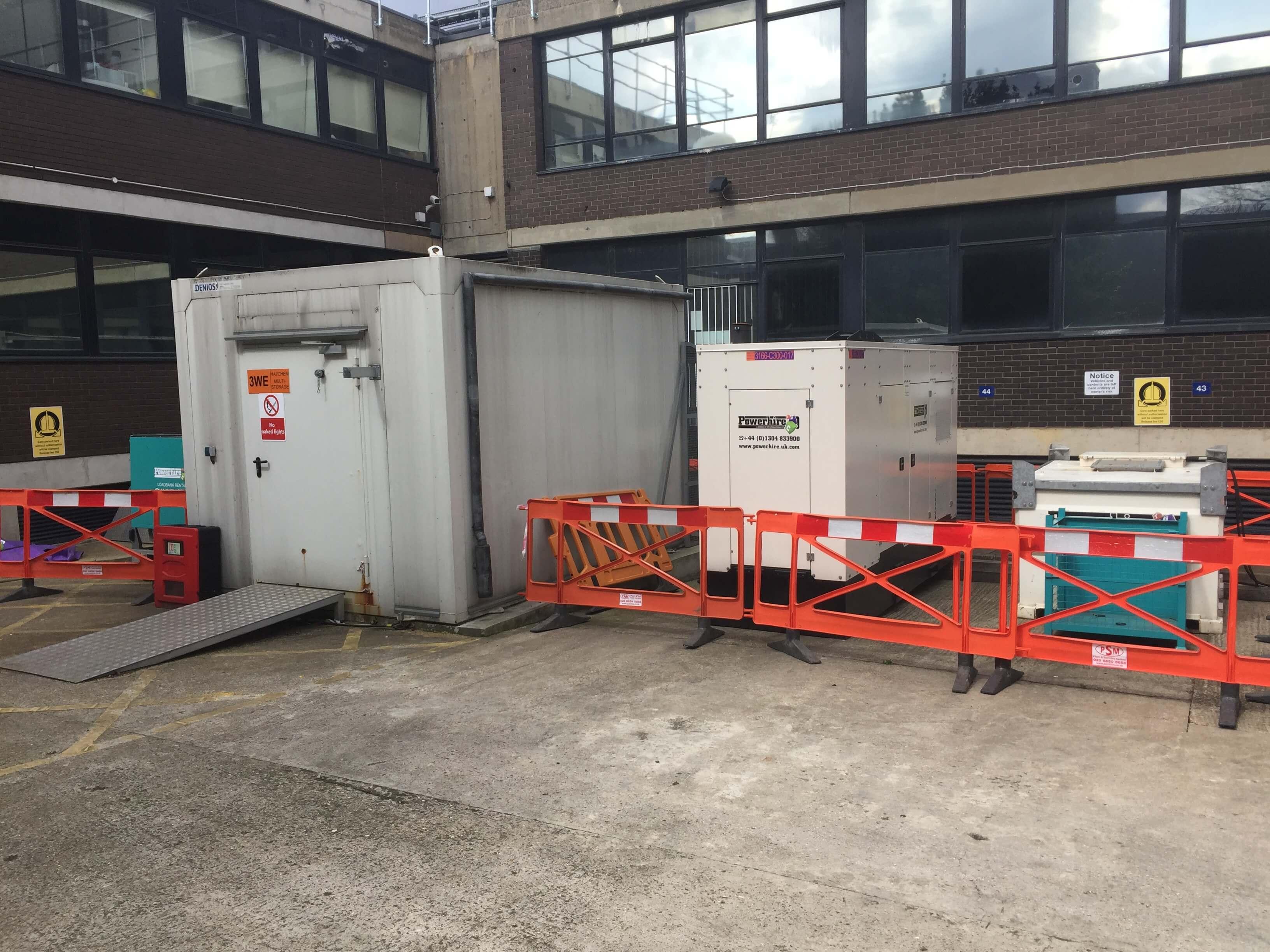 Loadbank Testing Powerhire