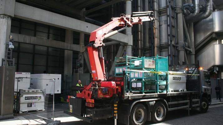 Emergency Generator Power for Global Brokers