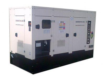 200kVA Generator Hire Bruno