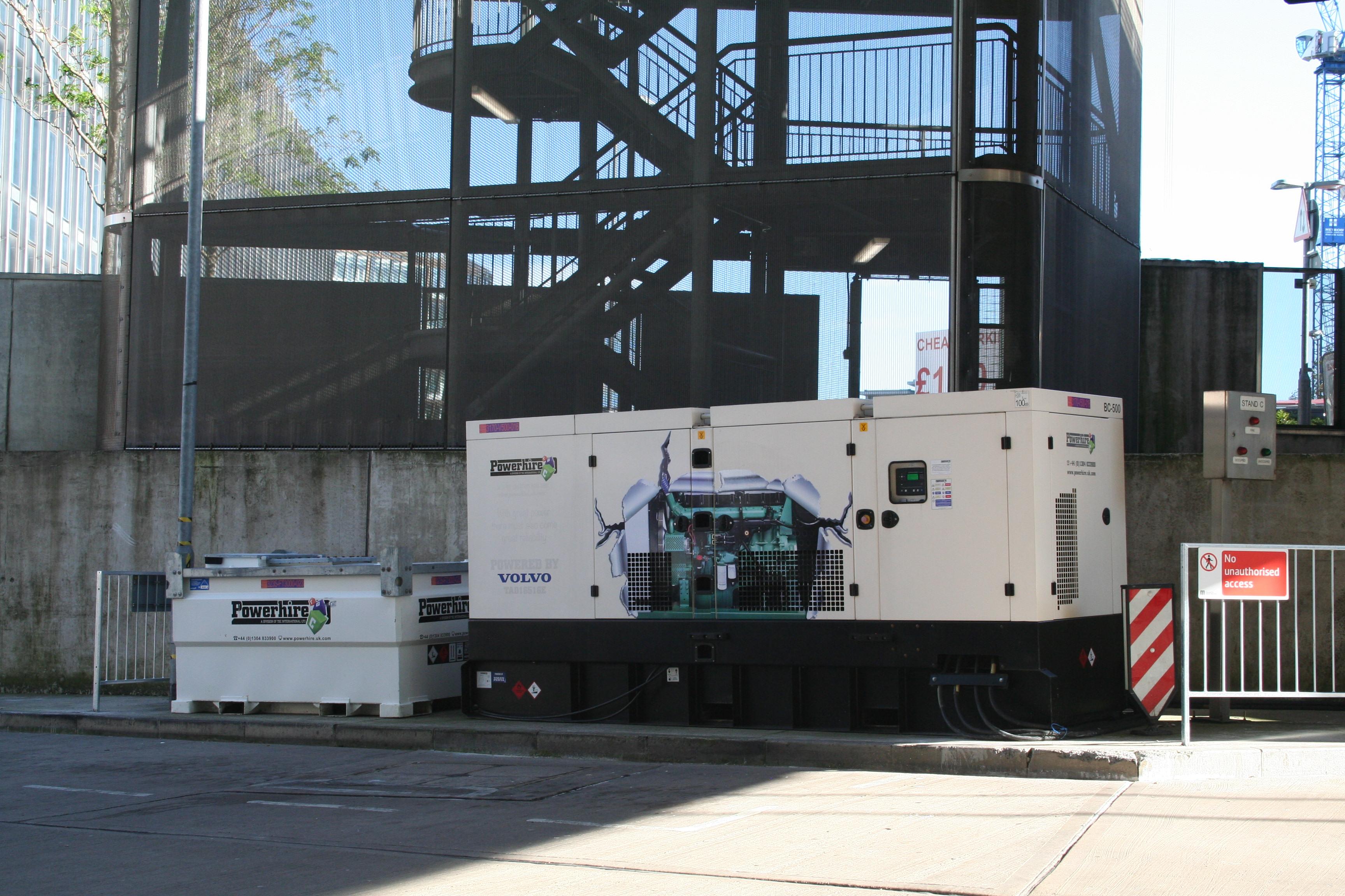 Powerhire experts in generator hire generator rental
