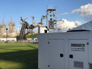Event Power - QE Olympic Park London