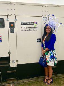 Powerhire Director at Royal Ascot - 300kVA Event Generators